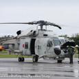 SH-60Kと隊員さん