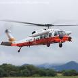 救難ヘリUH-60J